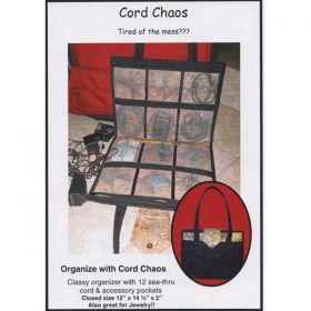 Cord Chaos Quilt Pattern