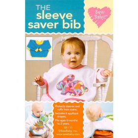 THE SLEEVE SAVER BIB PATTERN