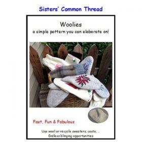 Woolies Mittens Pattern