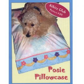 Posie Pillowcase Pattern