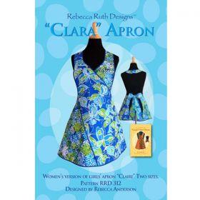 Clara Apron Pattern