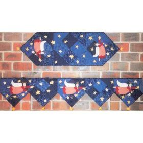 HEAVENLY BODIES MANTEL SERIES QUILT PATTERN