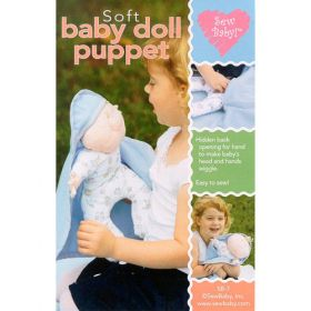 BABY WIGGLES SOFT DOLL PUPPET