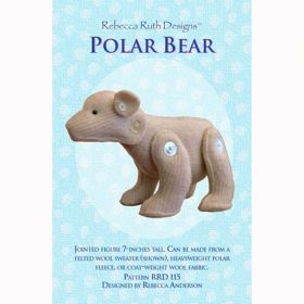 Polar Bear Figure Pattern