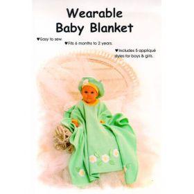 WEARABLE BABY BLANKET