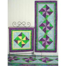 Lighter Than Air Banner & Runner Quilt Pattern