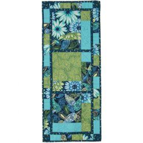 Summertime Blues Runner, Banner & Quilt Pattern