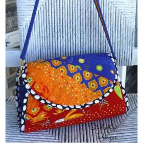 The Wrapsody Handbag Pattern