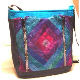 The Guardian Bag Quilt Pattern
