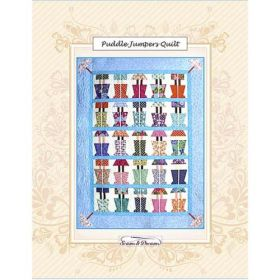 Puddle Jumpers Quilt Pattern