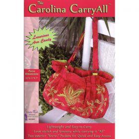 The Carolina Carryall Purse Pattern