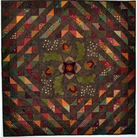 Harvest Medallion Quilt Pattern