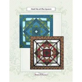 Meet Me at the Square Quilt Pattern