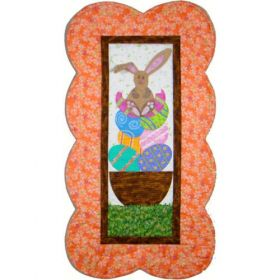 Bunny Side Up Quilt Pattern