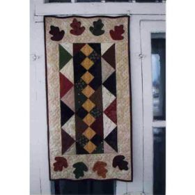 CHARMS OF FALL QUILT PATTERN