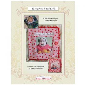 Baby's Peek-A-Boo Book Pattern