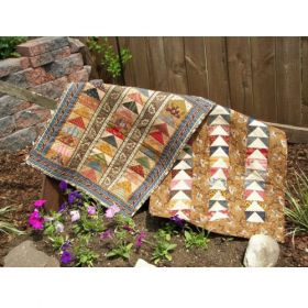 THE FLYING GOOSE QUILT PATTERN