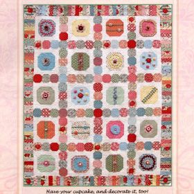 Cupcake Heaven Quilt Pattern