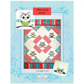 Who Said Hoot? Quilt Pattern