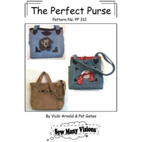 The Perfect Purse Quilt Pattern