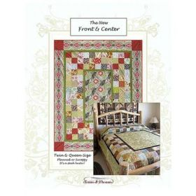 The New Front & Center Quilt Pattern