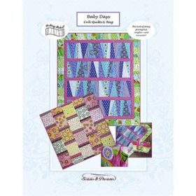 Baby Days Crib Quilts & Bag Quilt Pattern