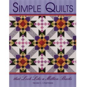 SIMPLE QUILTS PATTERN BOOK