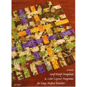 Open Weave Table Runner & Placemats Quilt Pattern