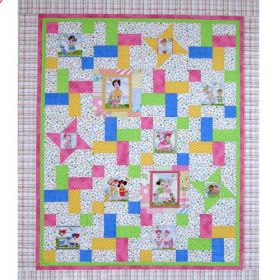Sassy But Chic Quilt Pattern