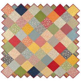 BUZZ CAKE QUILT PATTERN*