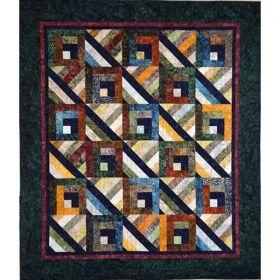 Bali High Quilt Pattern