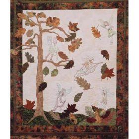 Autumn Magic Quilt Pattern