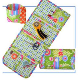 Gadget Girl's Tool Kit and Snippet Bag Quilt Pattern