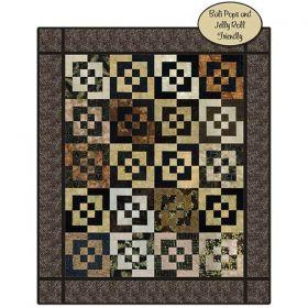 Lap it Up Quilt Pattern