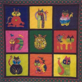 9 Lives Quilt Pattern