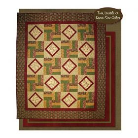 Diamonds Are Forever Quilt Pattern