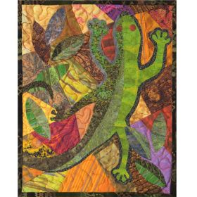 LENNY THE LIZARD QUILT PATTERN