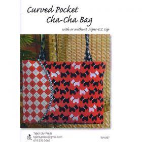 Curved Pocket Cha-Cha Bag Pattern