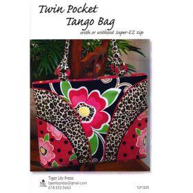 Twin Pocket Tango Bag Pattern