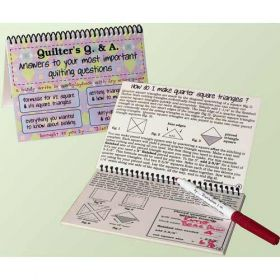Quilter's Q & A Book