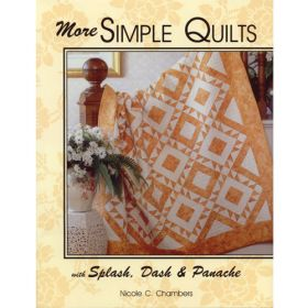 MORE SIMPLE QUILTS QUILT PATTERN
