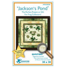 Jackson's Pond Quilt Pattern