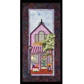 The Flower Shop from The Painted Ladies Series