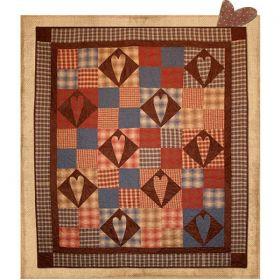 Heart Felt Quilt Pattern