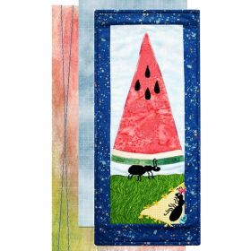 Anything for You Wall Hanging Pattern