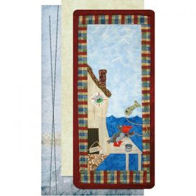Easy Livin' Wall Hanging Pattern