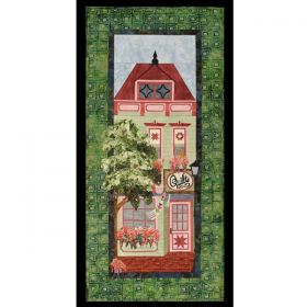 The Quilt Shop from the Painted Ladies Series