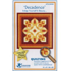DECADENCE QUILT PATTERN