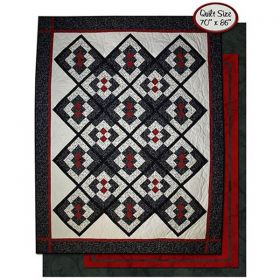 Quick to the Point Quilt Pattern