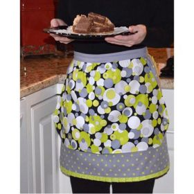 Ashley's Retro Apron and Child's Apron Pattern